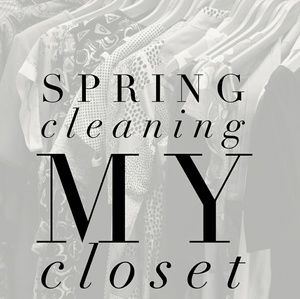 Other - Spring Cleaning Deals Coming soon!!